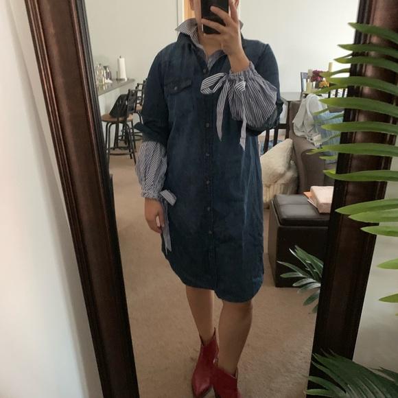 Target Dresses & Skirts - Denim dress
